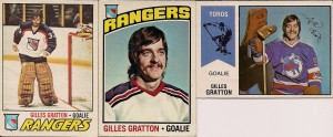 gilles gratton o-pee-chee topps nhl wha hockey cards
