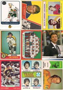 Enter to Win 9 Mediocre Vintage Hockey Cards!