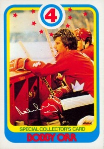 bobby orr 1978-79 o-pee-chee 300 hockey card