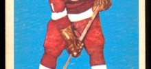 1960-61 parkhurst john mckenzie rookie hockey card