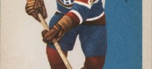 bill hicke rookie card 1959-60 parkhurst montreal canadiens