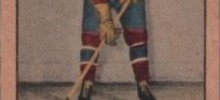 floyd curry montreal canadiens 1951-52 parkhurst
