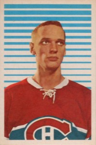 jacques laperriere montreal canadiens 1963-64 parkhurst rookie card