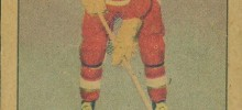 vic stasiuk detroit red wings 1951-52 parkhurst rookie card