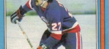john tonelli new york islanders 1979-80 o-pee-chee nhl rookie hockey card