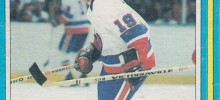 bryan trottier new york islanders 1979-80 o-pee-chee nhl hockey card