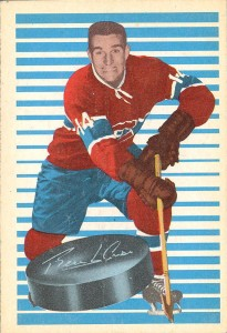 john ferguson montreal canadiens 1963-64 parkhurst nhl rookie hockey card