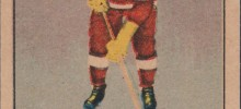 metro prystai detroit red wings 1951-52 parkhurt rookie hockey card