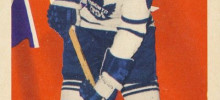 kent douglas toronto maple leafs parkhurst hockey card