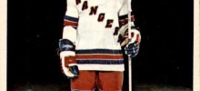 rick middleton new york rangers 1975-76 o-pee-chee hockey card