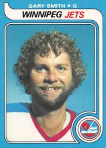 gary smith winnipeg jets 1979-80 o-pee-chee nhl hockey card