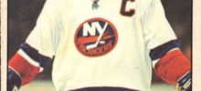 clark gillies new york islanders 1977-78 o-pee-chee nhl hockey card