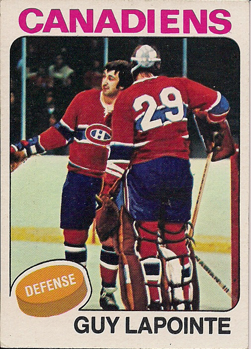 Ken Dryden Archives Vintage Hockey Cards Report