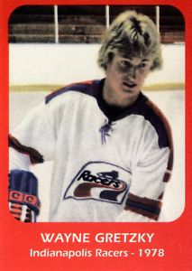 Rogue Gretzky Wha Rookie Card A Hot Item