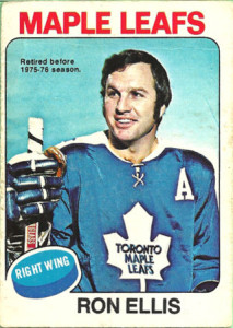 superior quality 67a9e da42f Ron Ellis: Stanley Cup Winning Gentleman Denied The Byng And ...